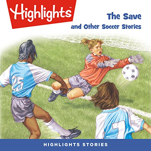 The Save and Other Soccer Stories copertina