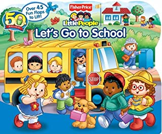 Fisher-Price Little People Let's Go to School