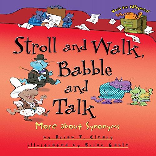 Stroll and Walk, Babble and Talk copertina