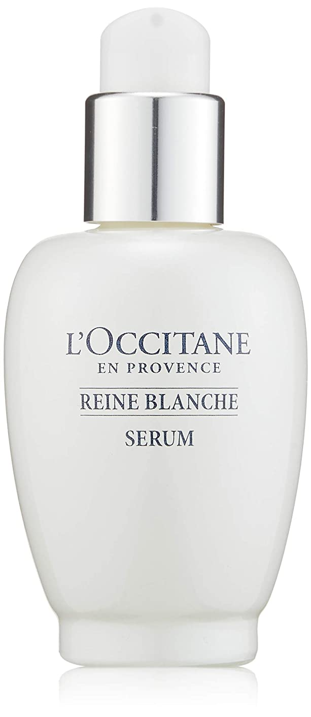 統計僕のハブロクシタン(L'OCCITANE) レーヌブランシュ ホワイトインフュージョンセラム 30ml