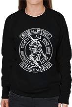 Coto7 Skate and Destroy Skatepark Women's Sweatshirt