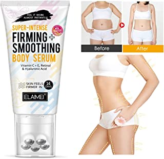 Hot Sweat Cream, Extreme Cellulite Slimming & Firming Cream, Body Fat Burning Massage Gel Weight Losing, Hot Serum Treatment for Shaping Waist, Abdomen and Buttocks Legs (4 ounce)