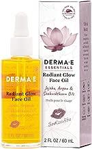 DERMA E Sunkissalba Radiant Face Glow Oil, 2 oz