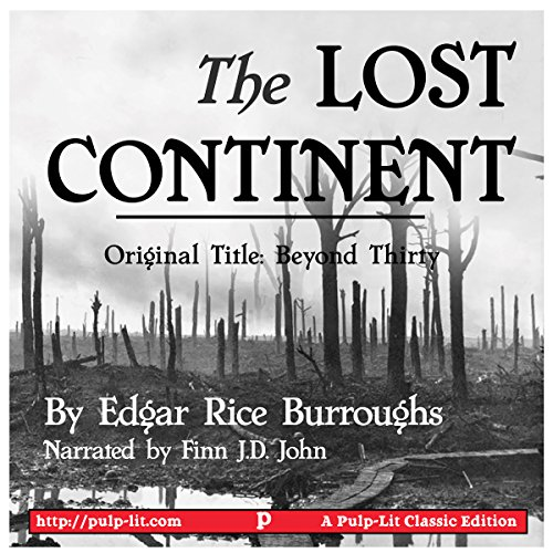 Page de couverture de The Lost Continent