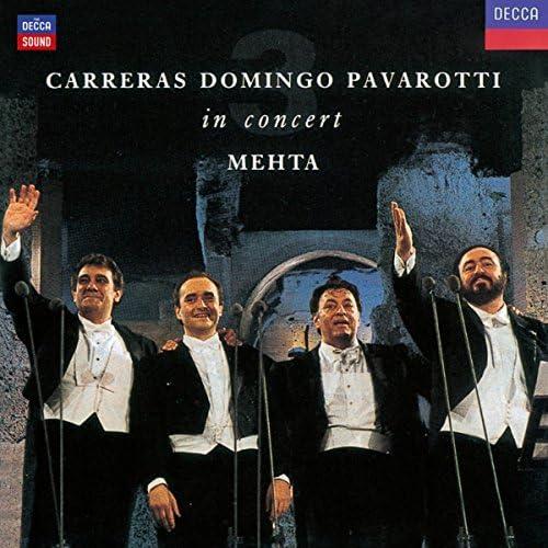 Luciano Pavarotti, Plácido Domingo, José Carreras, Orchestra del Teatro dell'Opera di Roma, Orchestra Del Maggio Musicale Fiorentino & Zubin Mehta