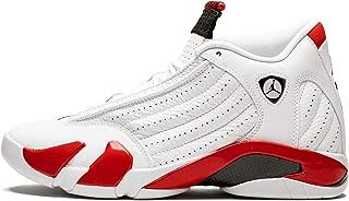 Jordan Air 14 (White/Black-Varsity Red 18)