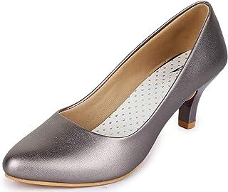 TRASE Captiva Heel Pumps Bellies for Women - 2.5 Inch Heel