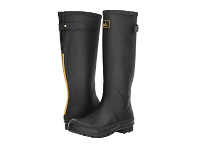 Joules Field Welly (Black) Women