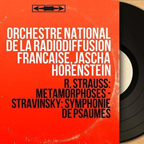 Orchestre national de la Radiodiffusion française, Jascha Horenstein