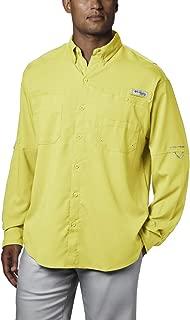 Columbia Men's Tamiami Ii Long Sleeve Shirt,  Sunlit,  5XT