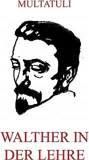 Walther in der Lehre (German Edition)