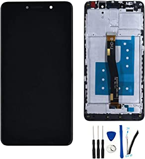 SOMEFUN LCD Display Screen Digitizer Touch Assembly Replacement for Huawei Honor 6X BLN-L21 BLN-L22 BLN-L24 BLN-AL40 BLN-AL10 5.5