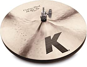 "Zildjian 14"" K Custom Dark HiHat – Pair"