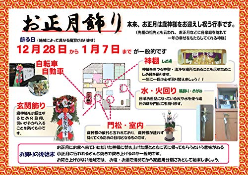 山一商店『ミニ門松都(K-1242)』
