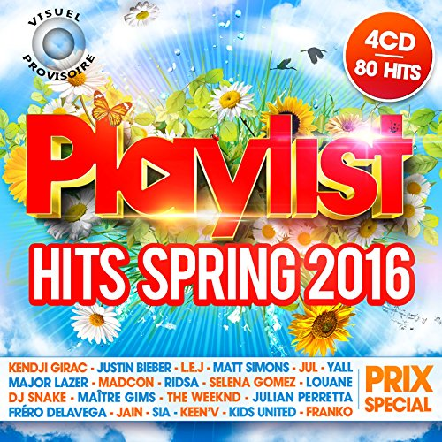 Playlist Hits Spring 2016