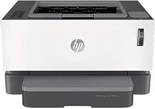 HP Neverstop Laser 1001nw – Impresora con depósito de tóner para imprimir hasta 5000 páginas, Impresión monocromo de hasta...