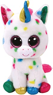 Ty Beanie Babies Boos 36891 Harmonie the Unicorn Large Boo