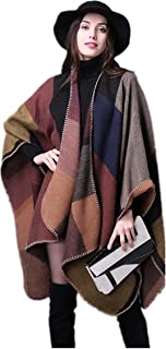 Women Fashion Scarf Shawl Wrap Large Sizes Office Blanket Pashmina Ladies Poncho Cape Cardigans Wife Girl Gift Winter Spring