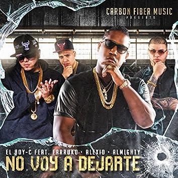 No Voy a Dejarte (feat. Farruko, Alexio & Almighty)