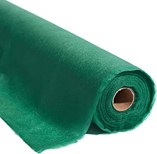 Green Gossamer Decorating Material, 19 Inches x 50 Yards