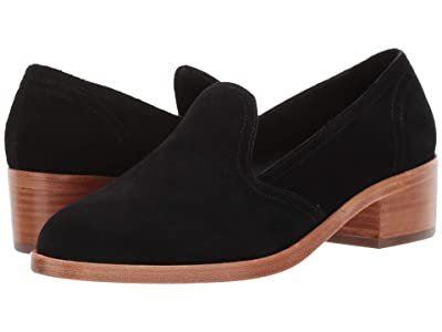 Soludos Sophia Block Heel (Black) Women