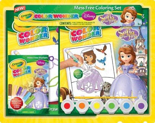 Crayola Color Wonder Disney Princess (Styles Vary)