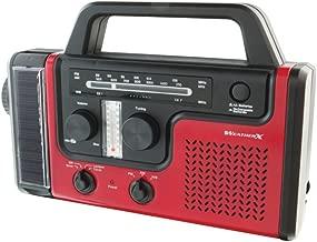 Weatherx Wr383r Weatherband Am/Fm Radio With Flashlight
