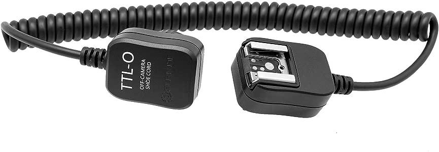 Gadget Career TTL Flash Off-camera Cable for Olympus OM-D E-M10 Mark I...