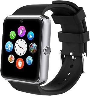 comprar comparacion Willful Smartwatch, Reloj Inteligente Android con Ranura para Tarjeta SIM,Pulsera Actividad Inteligente para Deporte, Relo...