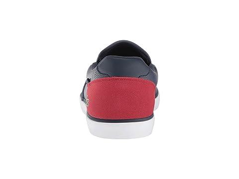 2 Lacoste rojo Jouer Slip marino 318 azul xxw74FqO