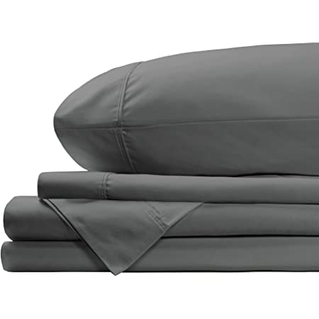 """Hyde Lane 500 Thread Count 100% Cotton Sheets for Queen Size Bed 