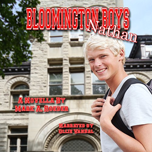 Bloomington Boys: Nathan audiobook cover art