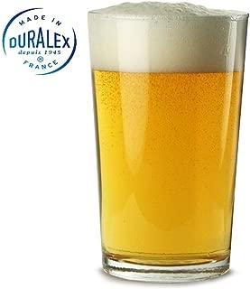 Duralex Unie 560ml / 20oz/ Pint Glass Tumbler Goblet, Set of 2