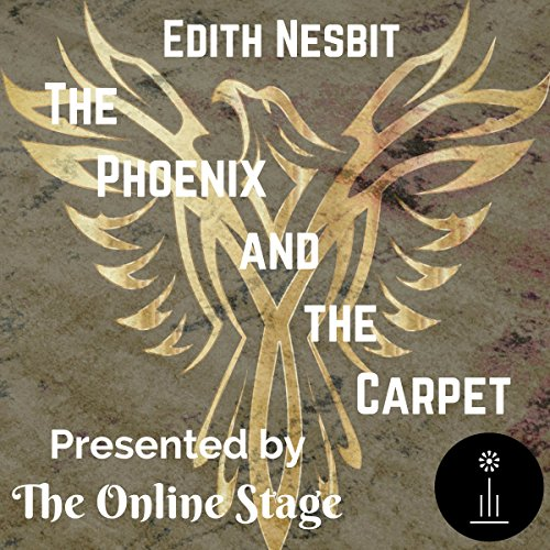 The Phoenix and the Carpet audiobook cover art