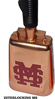 Copper-Plated Mississippi State Cowbell (11