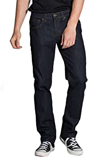 Rsq New York Slim Straight Dark Denim Jeans