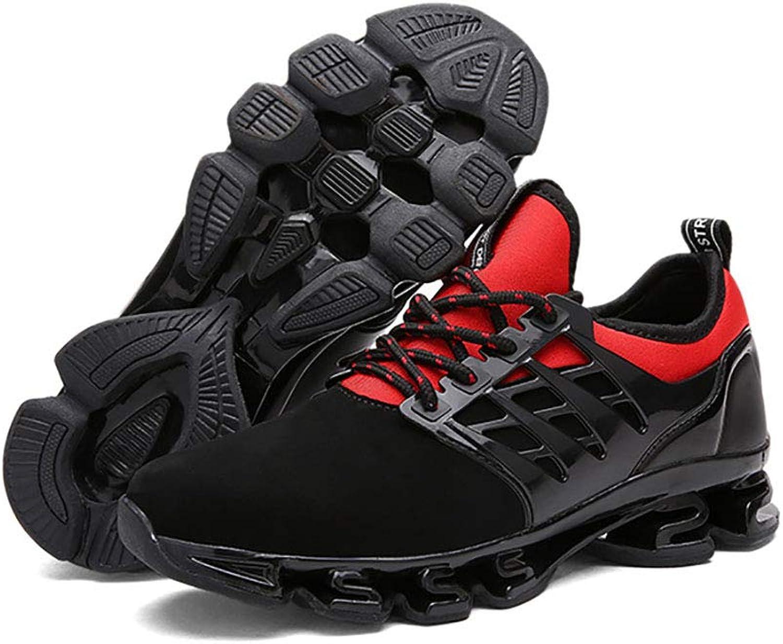 Manliga skor, vårskor, sommarskor, Comfort Casual springaning skor, Mes Mes Mes Andable utomhus Exercise skor, Youth Andable Tulle skor  fabriks direkt