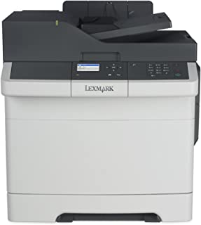 Lexmark CX310n Color Laser Printer with Scan, Copy, Network Ready and Professional Features multifunction