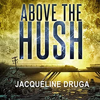 Above the Hush cover art