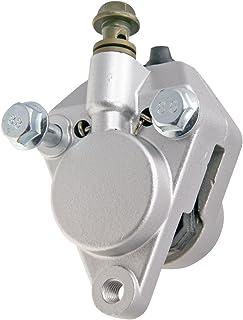 Sharplace Copri Pedale Freno Lega Alluminio Kit Montaggio per Suzuki Boulevard VL800 C50