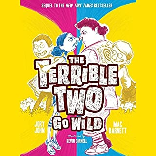 The Terrible Two Go Wild cover art