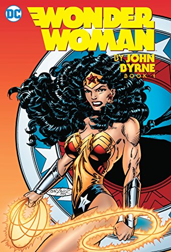 Wonder Woman By John Byrne HC Vol 1