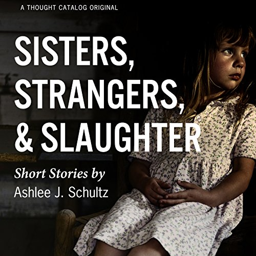 Sisters, Strangers, and Slaughter audiobook cover art
