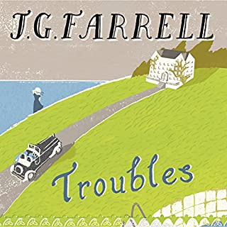 Troubles cover art