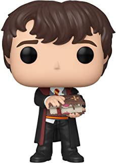 Funko Pop! Harry Potter: Harry Potter - Libro de Neville con monstruo, multicolor, modelo: 48068