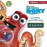 Buscando a Dory. Un cuento para cada vocal: a, e, i, o, u (Leo con Disney - Nivel 1)