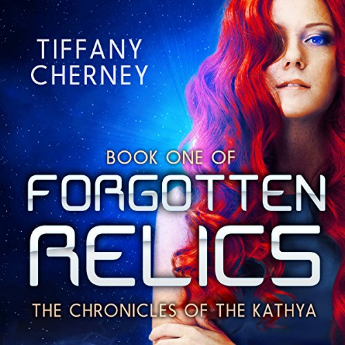 Forgotten Relics audiobook cover art