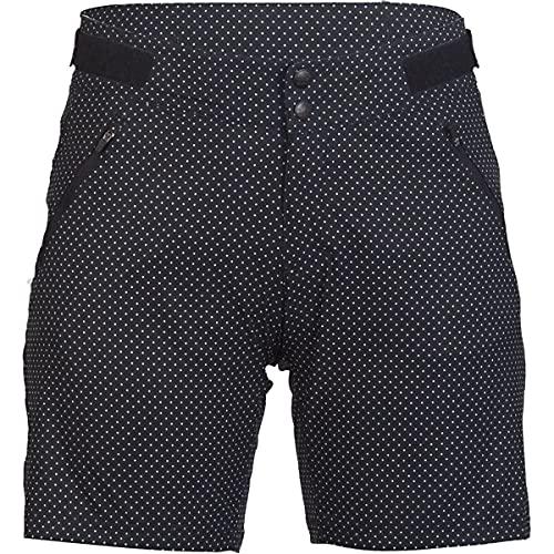 ZOIC Navaeh 7 Novelty Short - Women's Black Polka Dot, M