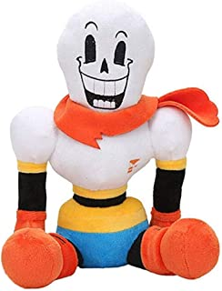 """Undertale Papyrus Plush Stuffed Doll 12"""" Toy Hugger Game Cosplay Cushion Gift Pillow (Red)"""