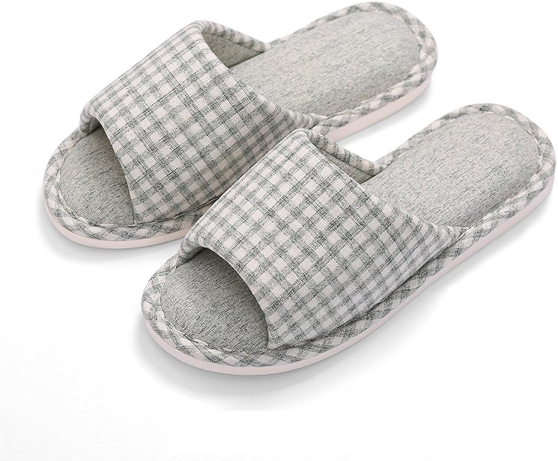 Goreuns Soft Indoor Washable Winter Womens House Slipper